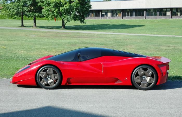 Эксклюзивный спортивный автомобиль Ferrari P4/5.