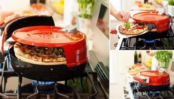 Печь Pizzacraft Stovetop Pizza Oven.