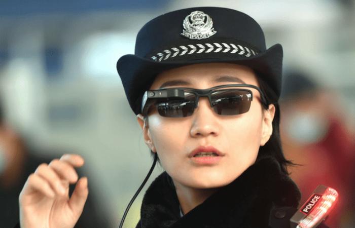 Китайская полиция получила мощное оружие.