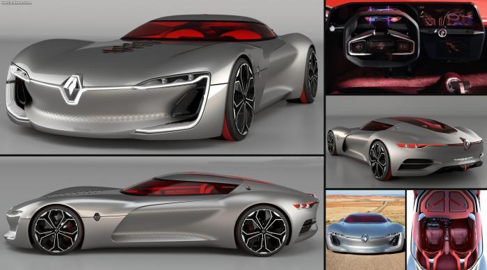 Renault Trezor Concept/