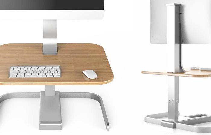 Отличаться Crossover Motorized Standing Desk будут цветом и профилем материала.