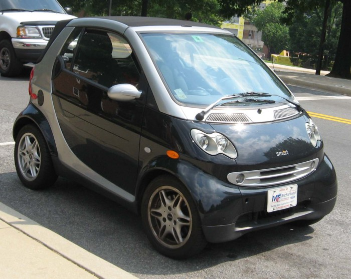 Smart ForTwo - ���� ��� �����.