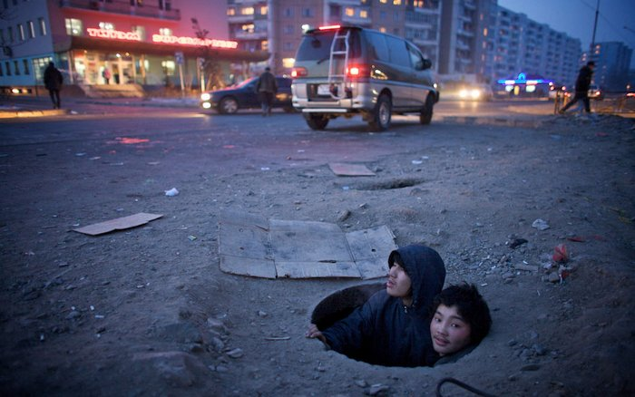 Улан-Батор, Монголия.
