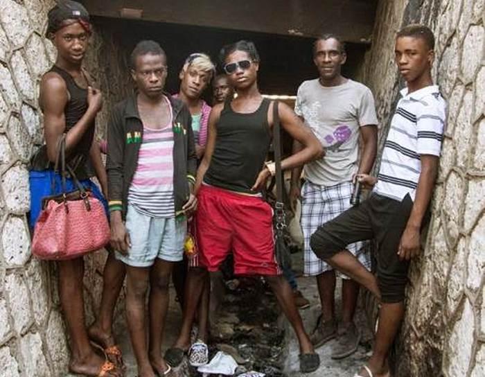 Новый Кингстон, Ямайка.