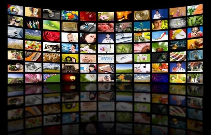 Samsung UN8559 3D TV с 85-дюймовой диагональю.
