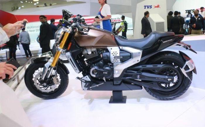 За такими мотоциклами, как Zeppelin будущее всей индустрии.