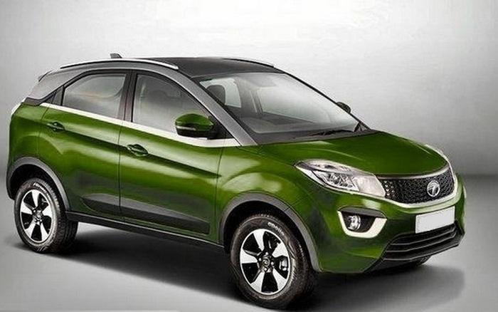 Tata Nexon: двигатель объёмом 1,5 литра и 110 лошадок под капотом.