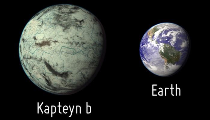 13 световых лет от Земли.