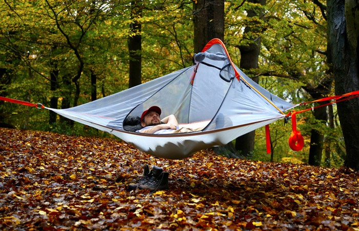 Палатка-гамак Tentsile Flite.