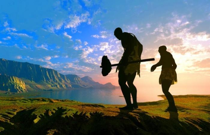 Древнейшие люди — Омо.