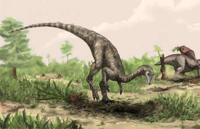Самый старый динозавр - ньясазавр.