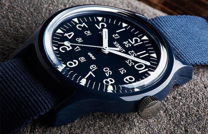 Новые часы для любителей надежности.