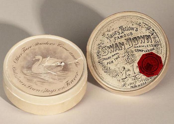 Косметика со свинцом и другие изыски викторианской моды.