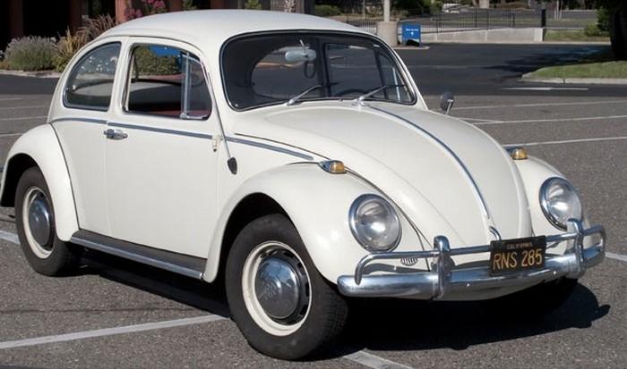 Volkswagen Beetle - Австрия / Германия.