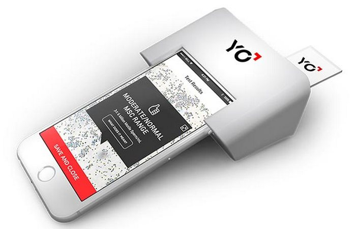 Мобильный тестор спермы Yo Sperm Test.