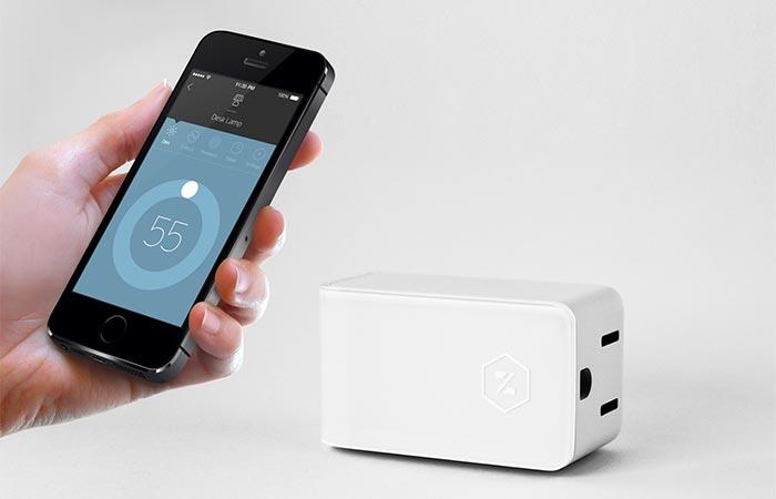 Zuli Smartplug для контроля и мониторинга.