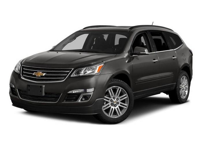 Автомобиль Chevrolet Traverse.