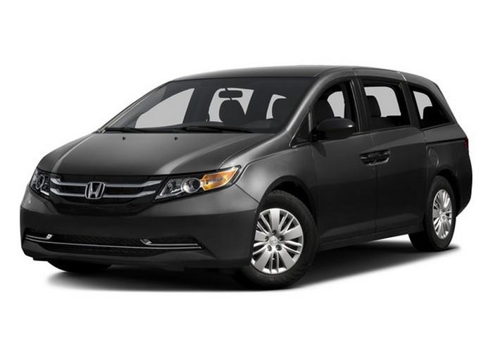 Автомобиль Honda Odyssey.