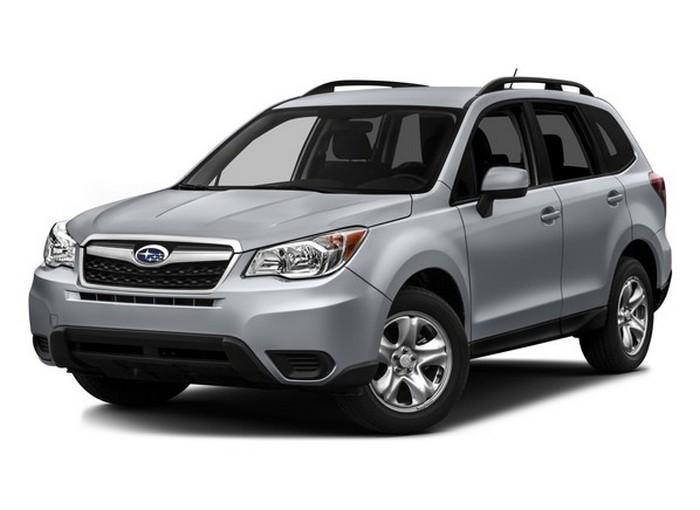 Автомобиль Subaru Forester.