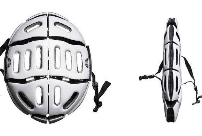 Складной шлем MORPHER.
