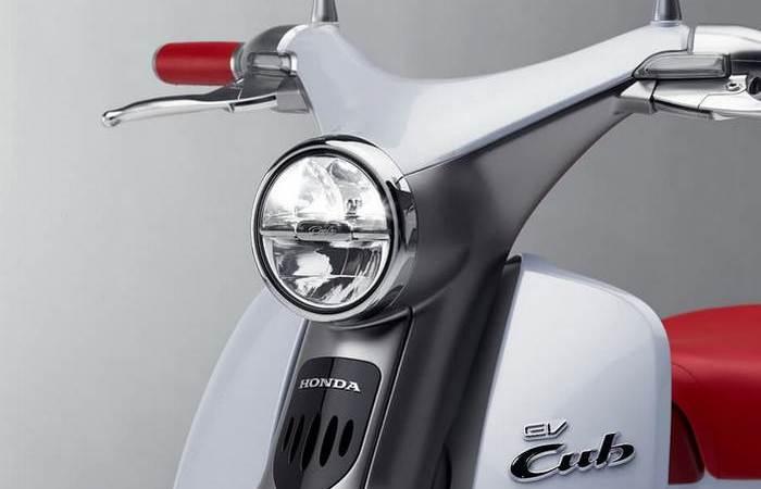 Концептуальный образец Honda EV-Cub появился еще в 2009 году.