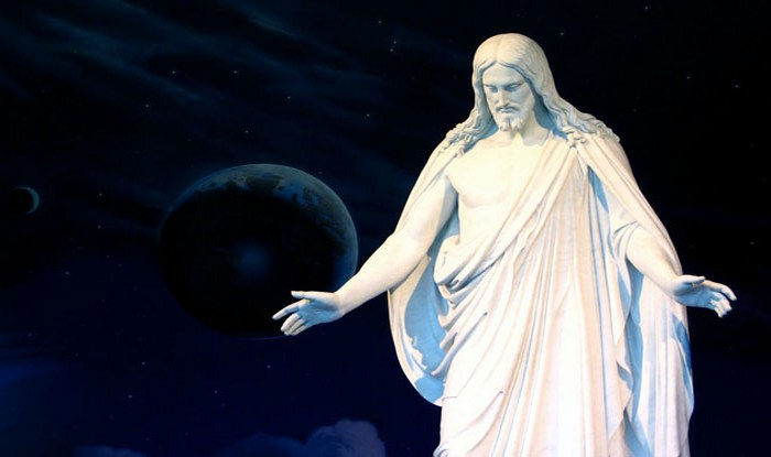 Лунные люди (мормоны).