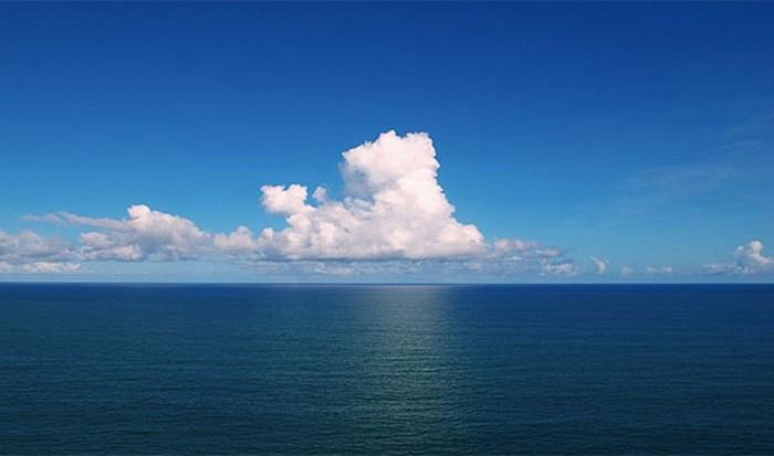 Океанская вода.