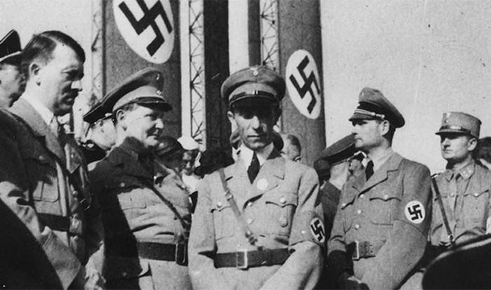Нобелевские медали, царская водка нацисты.