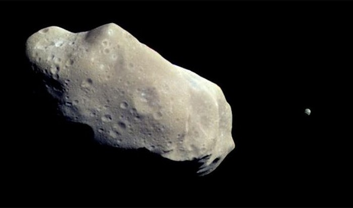 Золото астероидов.