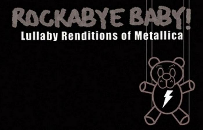 Печально и абсурдно: «Rockabye Baby!» от Metallica...