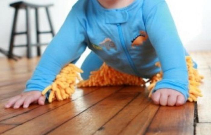 Печально и абсурдно: накладки Baby Mop.