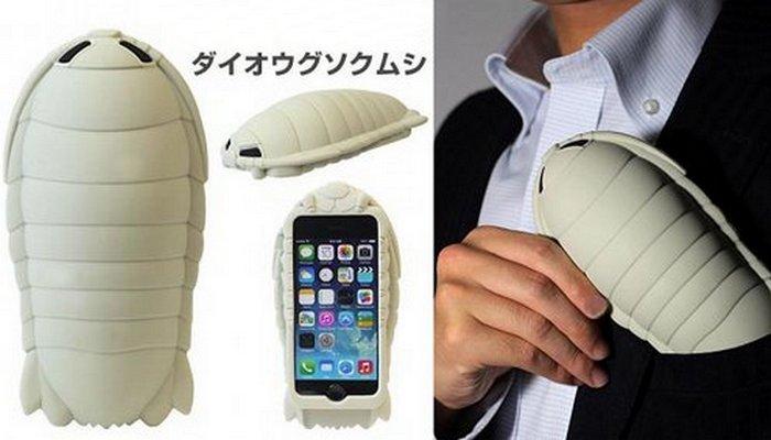 Забавный аксессуар: Isopod iPhone Case.