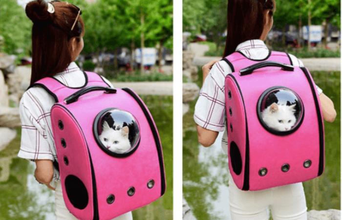 С таким рюкзаком поездки будут в радость.