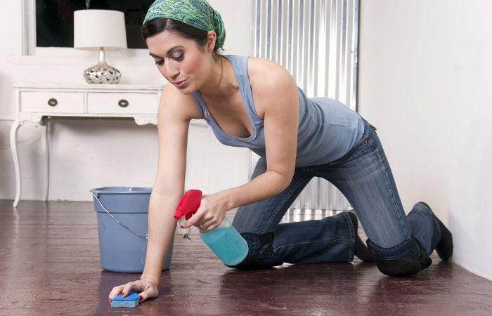 Полезно и просто: интенсивная уборка дома.