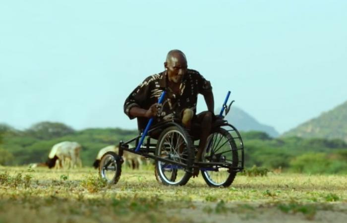 Актуальная инновация: кресло-коляска для «третьего мира».