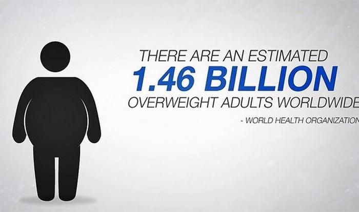 Избыточный вес.