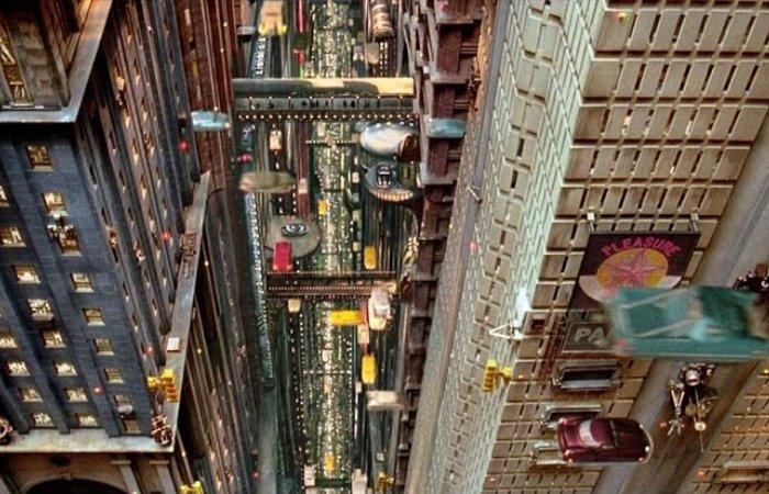 Как Airbus видит города будущего.