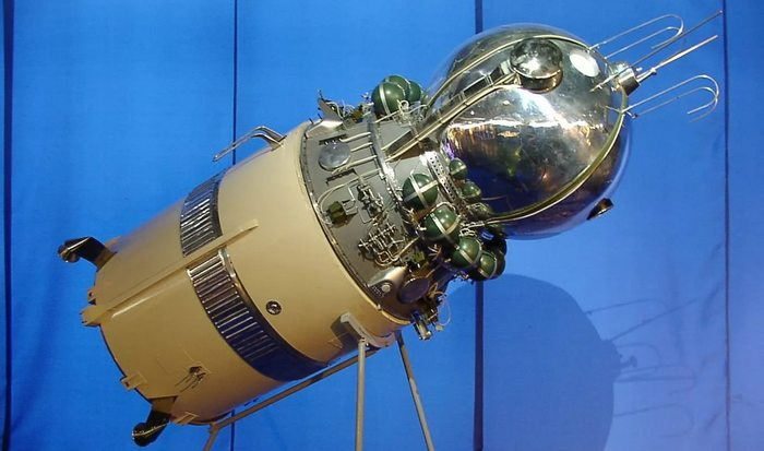 Космический аппарат «Восток».