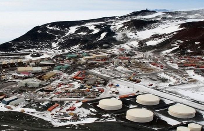 АЭС в Антарктиде.