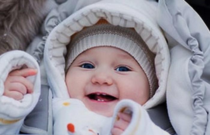 Первый ребенок Южного континента.