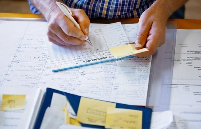 Необходимо: документировать запросы и сохранять квитанции.