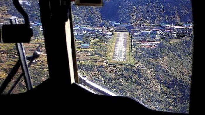 Tenzing-Hillary в Непале.
