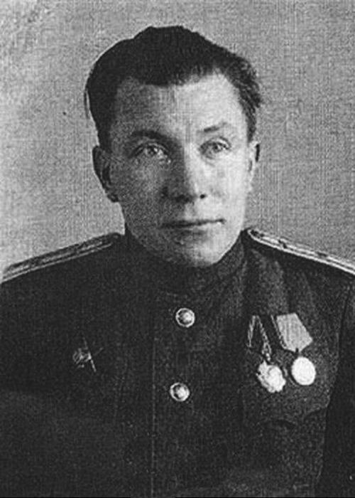 Конструктор-оружейник Алексей Иванович Судаев.