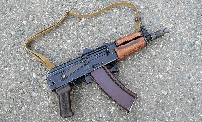 АКС-74У оружие десанта?