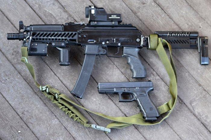 Чудо отечественной инженерной мысли. | Фото: gunsforum.com.