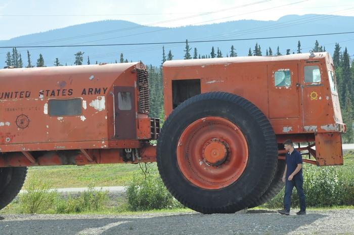 Alaskan Land Train – спасение Аляски.