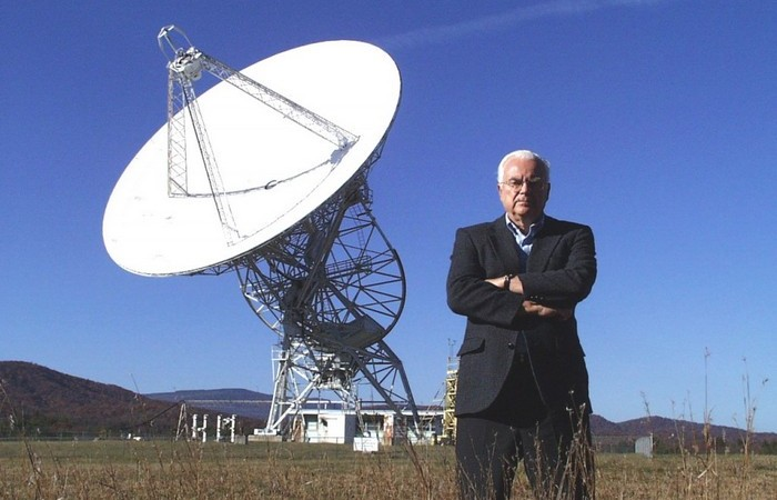 Астроном Фрэнк Дрейк.