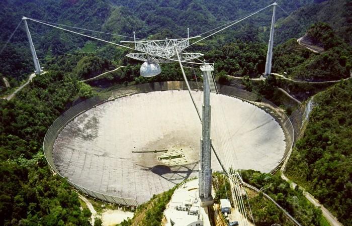 Гигантская антенна Allen Telescope Array.