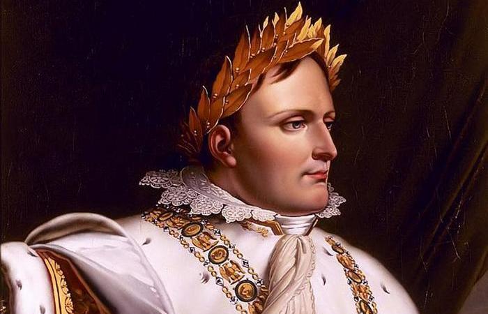 Чужеродные предметы в костях Наполеона.