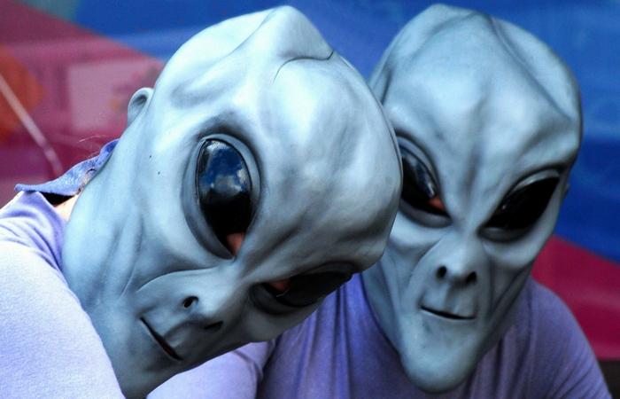 инопланетяне вжизни людеи и в сексе